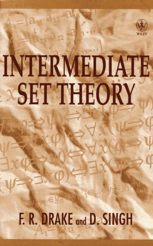 Intermediate Set Theory