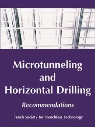 Microtunneling and horizontal drilling: French national project microtunnels recommendations
