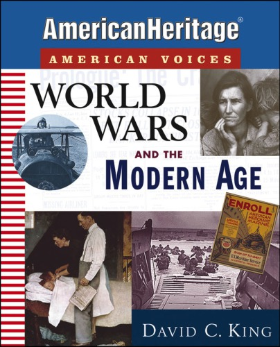 World wars and the modern age