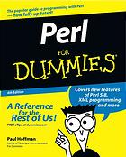 Perl for dummies