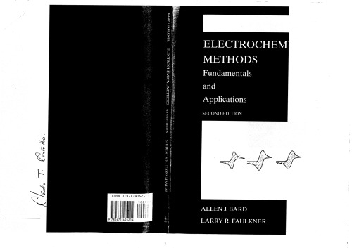 Student Solutions Manual: Electrochemical Methods