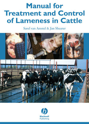 Manual for Treatment and Control of Lameness in Cattle