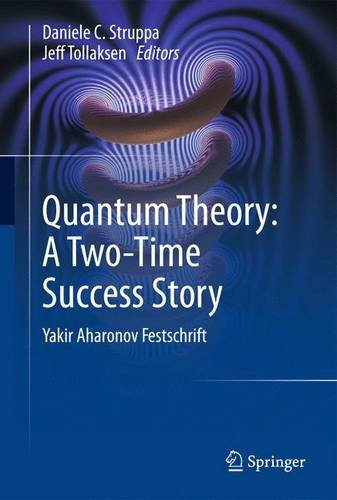 Quantum Theory: A Two-Time Success Story: Yakir Aharonov FestscDistances and Similarities in Intuitionistic Fuzzy Setshrift
