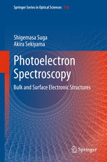 Photoelectron Spectroscopy: Bulk and Surface Electronic Structures