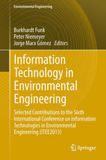 Information Technology in Environmental Engineering: Selected Contributions to the Sixth International Conference on Information Technologies in Envir