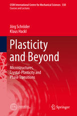 Plasticity and Beyond: Microstructures, Crystal-Plasticity and Phase Transitions