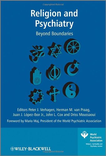 Religion and psychiatry : beyond boundaries