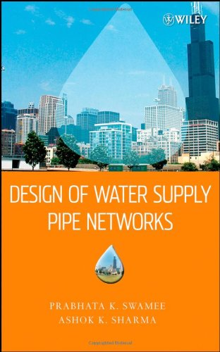 design of water supply pipe networks swamee pdf