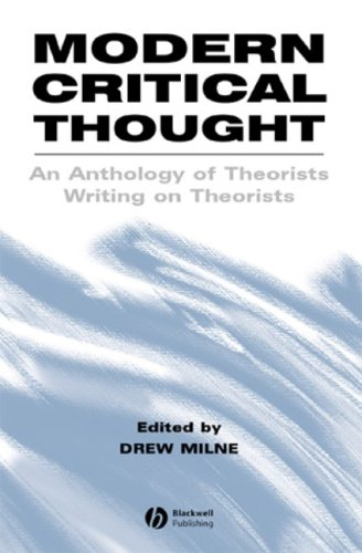 essay modern thought The modern essay by virginia woolf reviews ernest rhys's five-volume anthology of modern english essays: 1870 he must skim the surface of thought and dilute the.