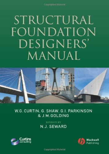 Structural Foundation Designers Manual