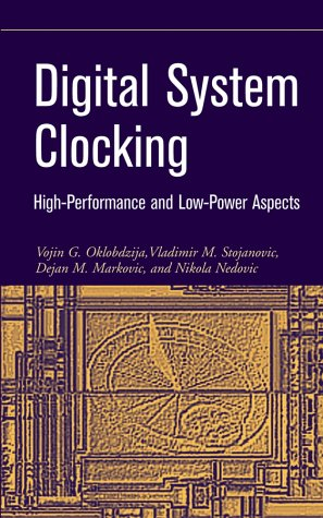 Digital system clocking: high performance and low-power aspects