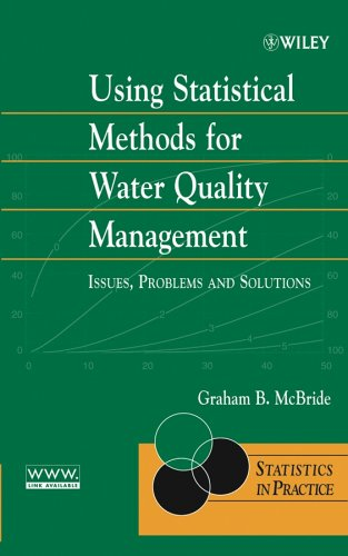 Using Statistical Methods for Water Quality Management : Issues, Problems, and Solutions