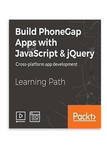 دانلود فیلم اموزشی Packt Build PhoneGap Apps with JavaScript & jQuery