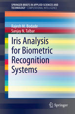 Iris Analysis for Biometric Recognition Systems