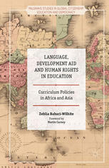 Language, Development Aid and Human Rights in Education: Curriculum Policies in Africa and Asia