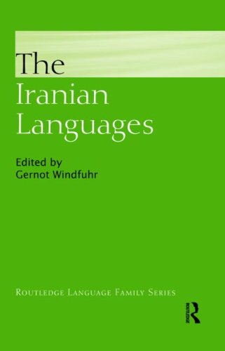 The Iranian Languages (Routledge Language Family Series)