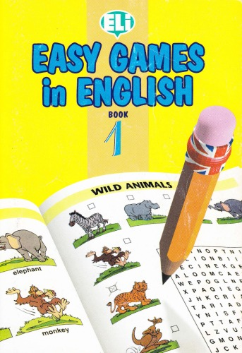 easy games in english (easy word games in five languages, book 1)