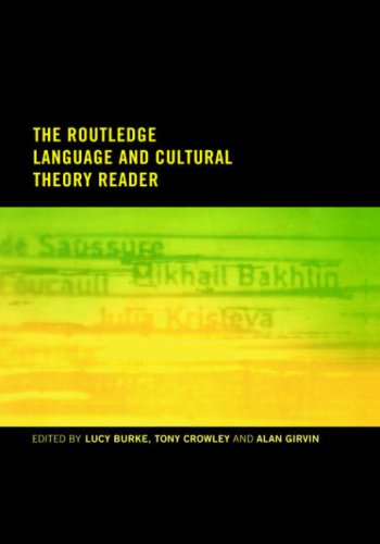 the routledge critical and cultural theory reader pdf