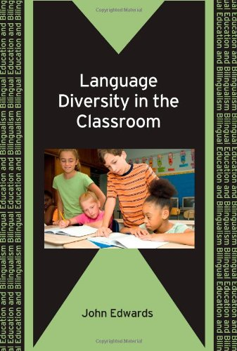 language diversity in the cl room (bilingual education and bilingualism)