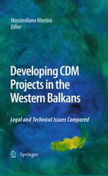 developing cdm projects in the western balkans: legal and technical issues compared