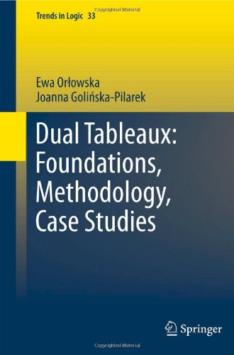 Dual Tableaux: Foundations, Methodology, Case Studies