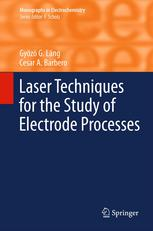 Laser Techniques for the Study of Electrode Processes