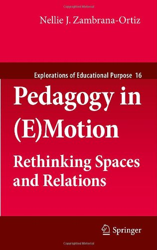 Pedagogy in (E)Motion: Rethinking Spaces and Relations