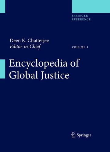Encyclopedia of Global Justice