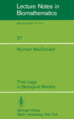 Time Lags in Biological Models