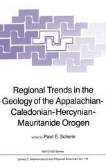 Regional Trends in the Geology of the Appalachian-Caledonian-Hercynian-Mauritanide Orogen