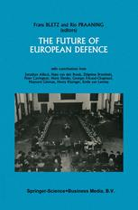The Future of European Defence: Proceedings of the second international Round Table Conference of the Netherlands Atlantic Commission on May 24 and 25