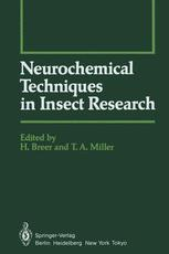Neurochemical Techniques in Insect Research