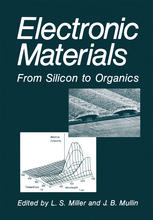 Electronic Materials: From Silicon to Organics