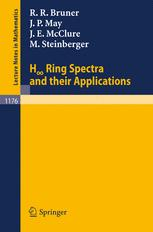 H∞ Ring Spectra and their Applications