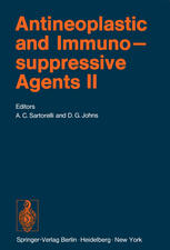 Antineoplastic and Immunosuppressive Agents: Part II