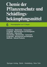 Insektizide · Bakterizide · Oomyceten-Fungizide / Biochemische und biologische Methoden · Naturstoffe / Insecticides · Bactericides · Oomycete Fungici