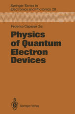 Physics of Quantum Electron Devices