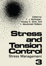 Stress and Tension Control 3: Stress Management