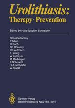 Urolithiasis: Therapy · Prevention