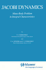 Jacobi Dynamics: Many-Body Problem in Integral Characteristics