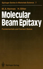 Molecular Beam Epitaxy: Fundamentals and Current Status