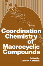 Coordination Chemistry of Macrocyclic Compounds