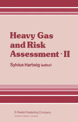 Heavy Gas and Risk Assessment — II: Proceedings of the Second Symposium on Heavy Gases and Risk Assessment, Frankfurt am Main, May 25–26, 1982