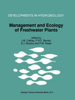 Management and Ecology of Freshwater Plants: Proceedings of the 9th International Symposium on Aquatic Weeds, European Weed Research Society