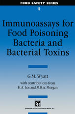 Immunoassays for Food-poisoning Bacteria and Bacterial Toxins