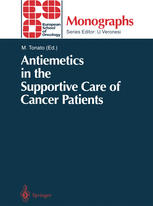 Antiemetics in the Supportive Care of Cancer Patients