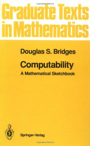 Computability: A Mathematical Sketchbook