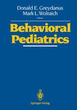 Behavioral Pediatrics