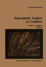 Scleroderris canker of conifers: Proceedings of an international symposium on scleroderris canker of conifers, held in Syracuse, USA, June 21–24, 1983