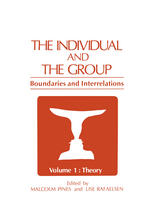 The Individual and the Group: Boundaries and Interrelations Volume 1: Theory